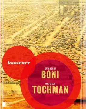 Kontener - okładka książki Kaski Boni i Wojciecha Tochmana