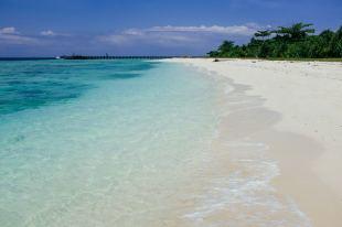 Wyspa Pom Pom w malezyjskiej części Borneo