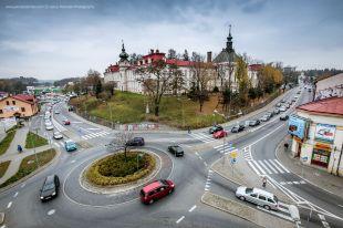 Zdjęcia z drona - Cieszyn