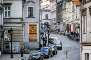 Uliczka w Cieszynie, zdjęcia