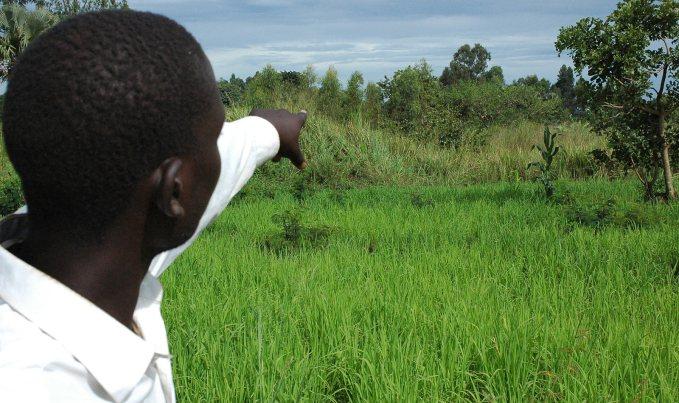 Bagna Latong - reportaż z Afryki