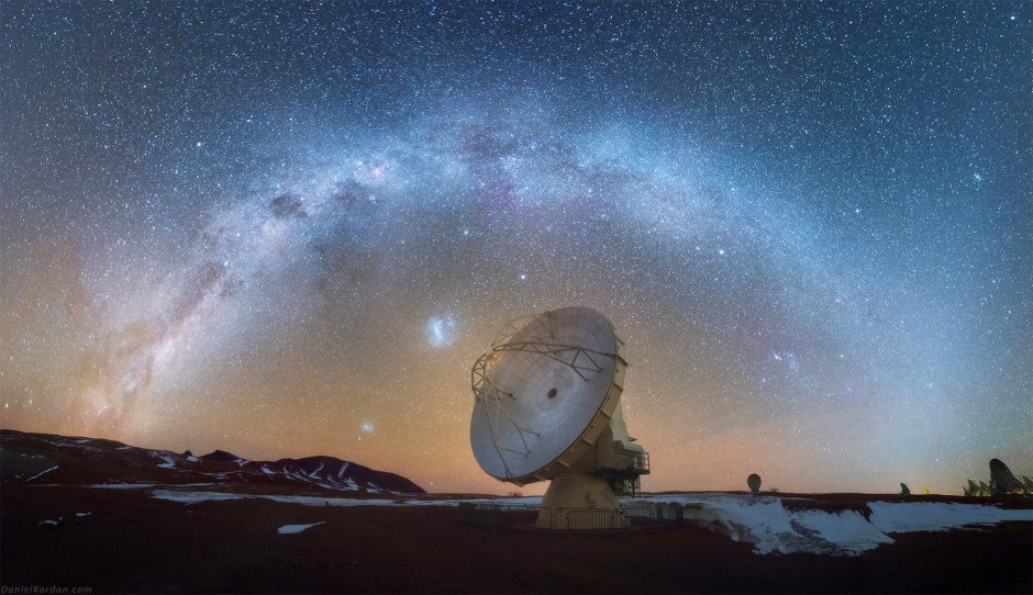 Boliwia, SSalar de Uyuni - stacja radarowa