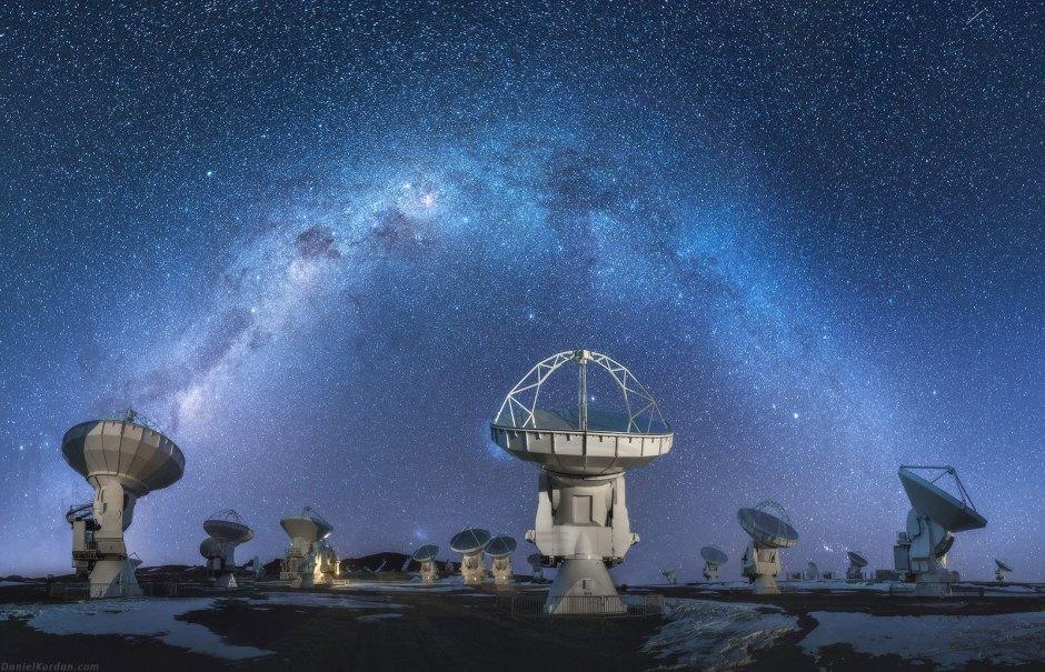 Noc na Salar de Uyuni w Boliwii - zdjęcia z podróży