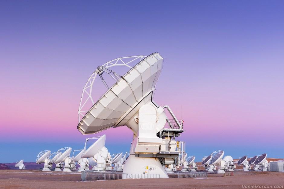 Boliwia, radary na Salar de Uyuni, zdjecia z podrozy