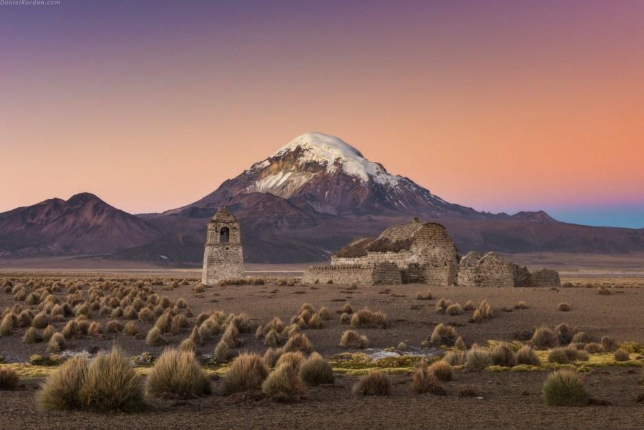 Boliwia, góry, Salar de Uyuni, krajobraz, podróże