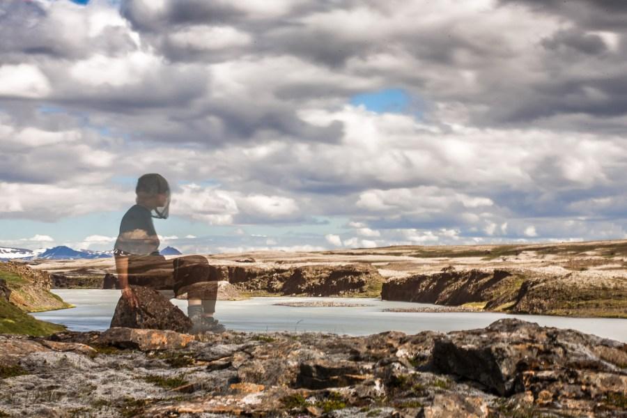 Kasia Nizinkiewicz, Islandia, foto