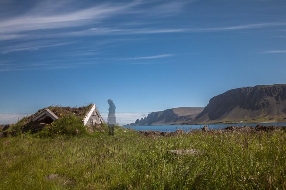 Islandia, zdjęcia Katarzyny Nizinkiewicz, projekt Blaknące wspomnienia