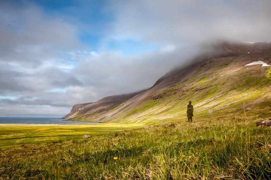 Pieszo przez Islandię, foto z podróży, Kasia Niznkiewicz