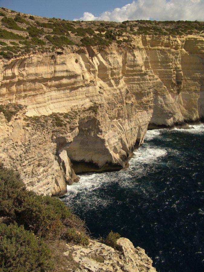Klify Ta Cenc na Malcie