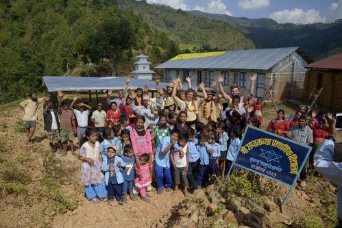 odbudowa_nepalu_szkola_dzieci