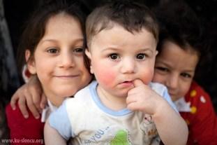 Syryjczycy. (Fot. Robb Maciąg)