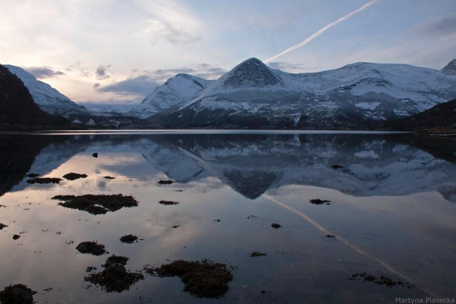 Północna Norwegia zimą - zdjęcia z podrózy - Martyna Piasecka