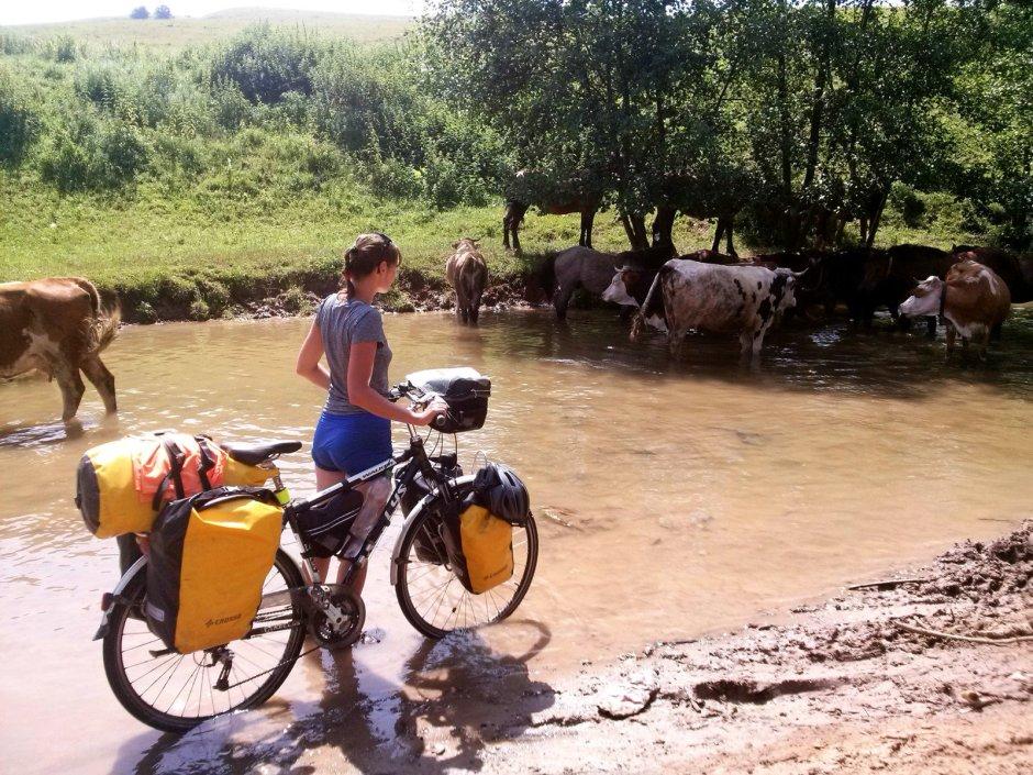 Rumunia rowerem - relacja z podróży