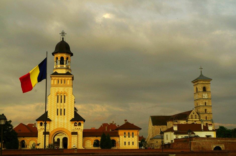 Zabytki Rumunii