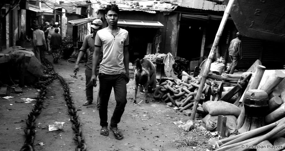 Zdjęcia z Bangladeszu - Dhaka, podróże