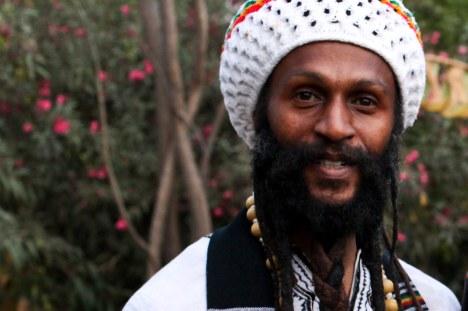 Brat Alex, rastafari w Etiopii