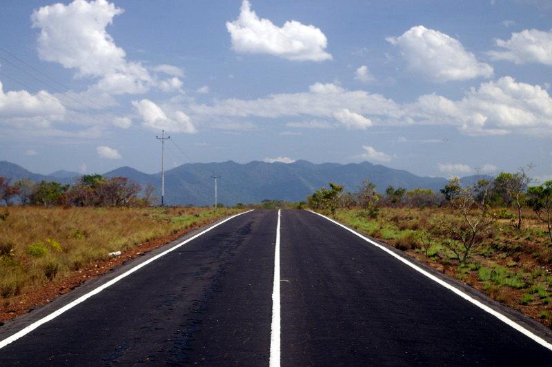 Wenezuela, droga, podróż, Ameryka Południowa