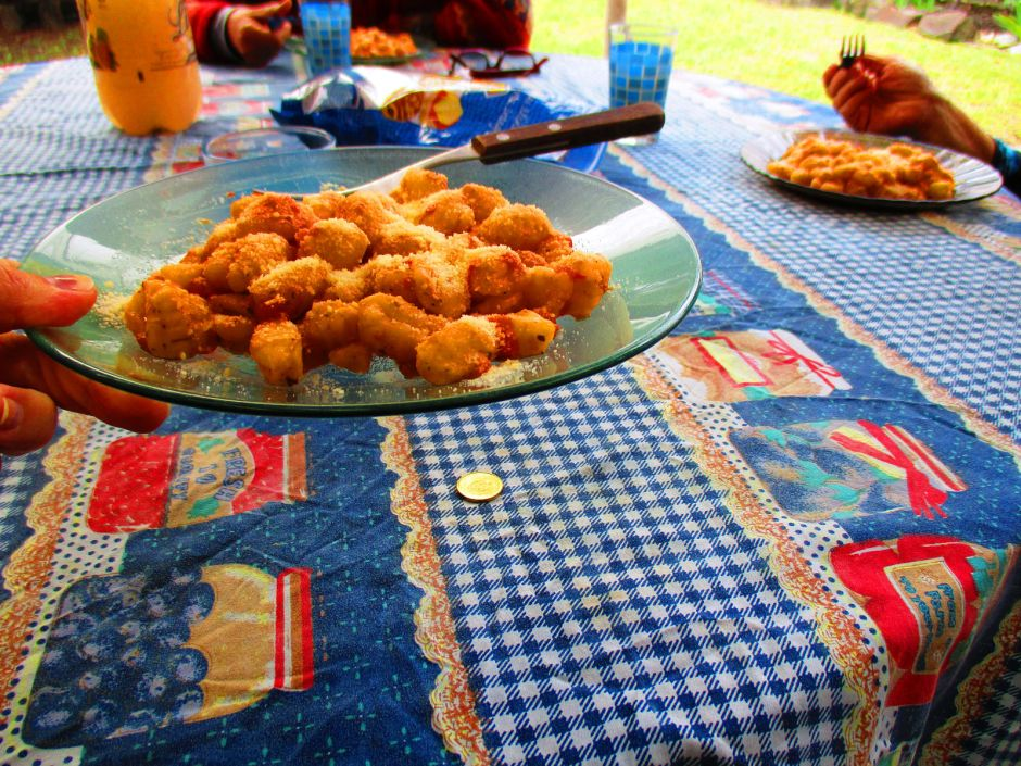 Kuchnia Urugwaju - noquis, kopytka z mąki i ziemniaków