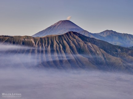 Indonezja, podróże, wulkan Bromo