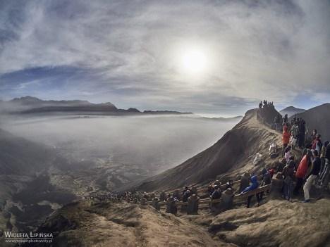 Indonezja, Jawa, wycieczka na wulkan Bromo