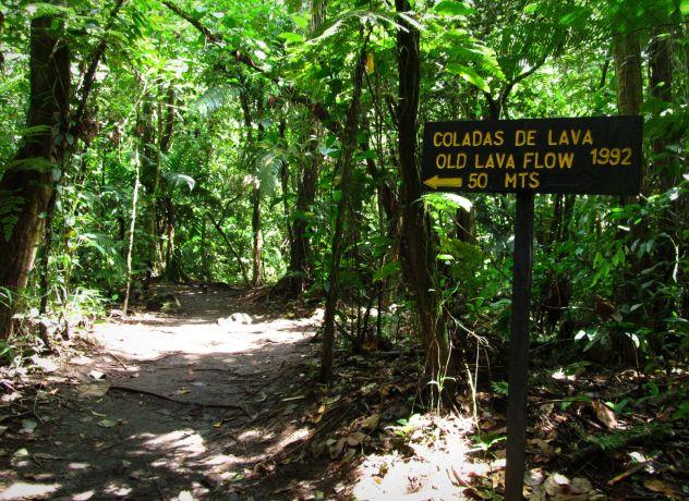 Kostaryka, wulkany, zdjęcia