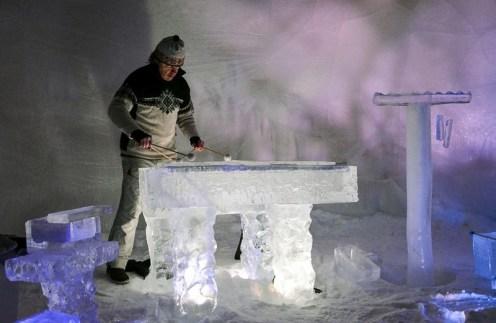 Norwegia, Ice Music Festival w Geilo