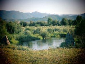 Tuwa, Rosja, dziki krajobraz