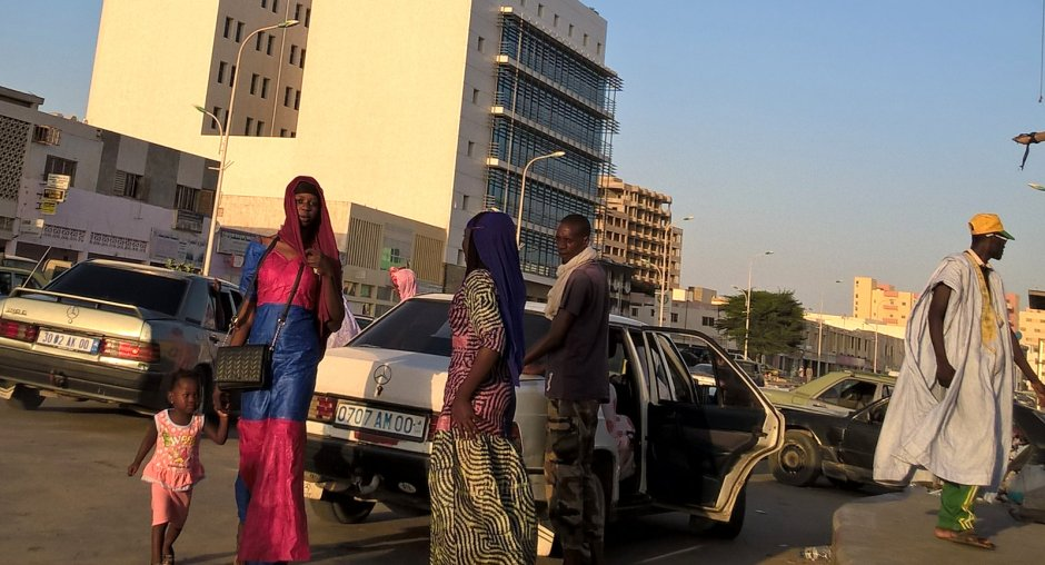 Mauretania, Nawakszut, życie uliczne, zdjęcia, foto