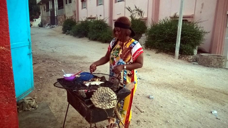 Mauretania, kobiety z Nawakszut