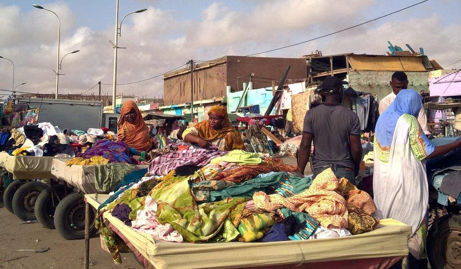 Podróż przez Mauretanię, zdjęcia z Nawakszut