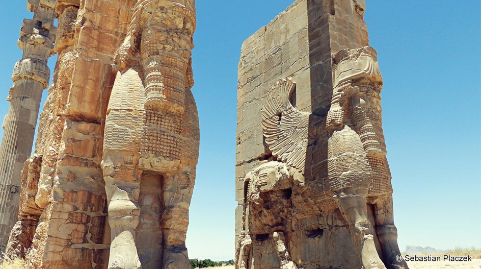 Persepolis, zdjęcia z podróży do Iranu