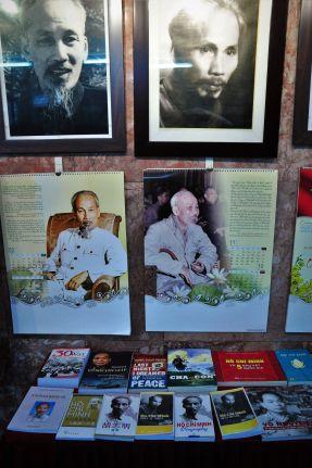 Wietnam, zdjęcia z Hanoi, Pamiątki w muzum Ho Chi Minha