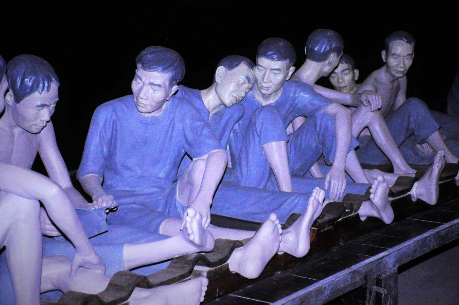 Wietnam, Hanoi, więzienie Hoa Lo - zdjęcia z podróży po Wietnamie