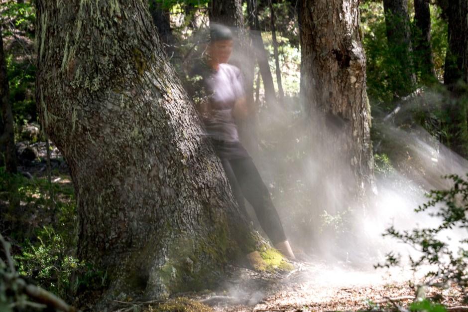 Chile, trekking w Andach, podróż Katarzyna Nizinkiewicz