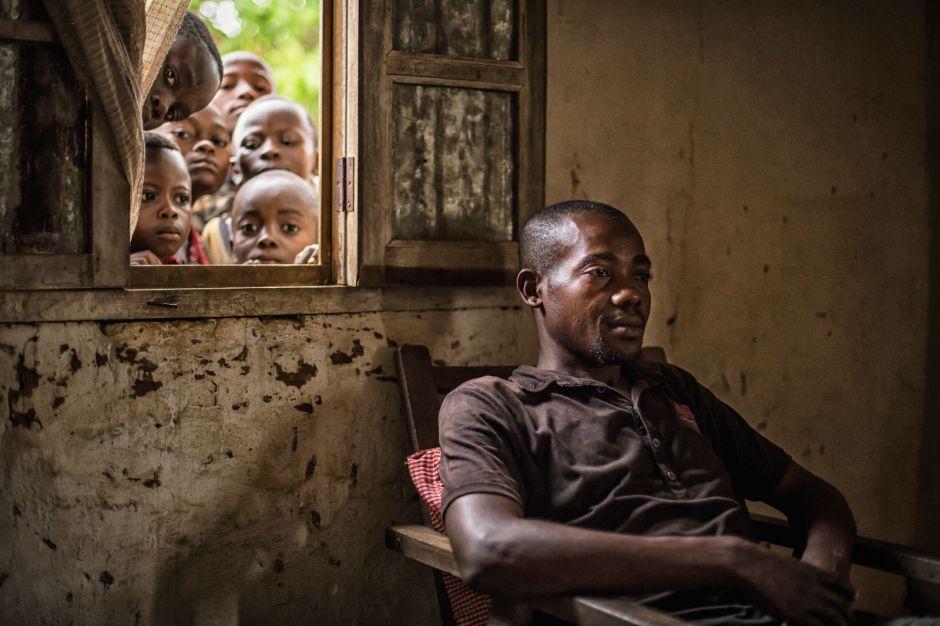 Kongo, handel diamentami