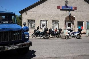 Ukraina, Wołosianki na Zakarpaciu, podróż motocyklowa