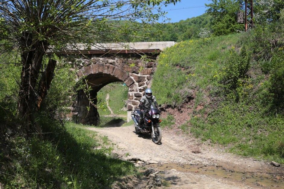 Motocyklowa wyprawa na Ukrainę, Zakarpacie