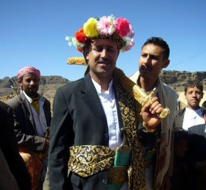 Wesele w Jemenie, zdjęcia z podróży