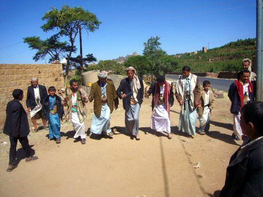 Jemen, wesele, podróże