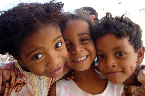 Jemen, Bliski Wschód, dzieci, zdjęcia