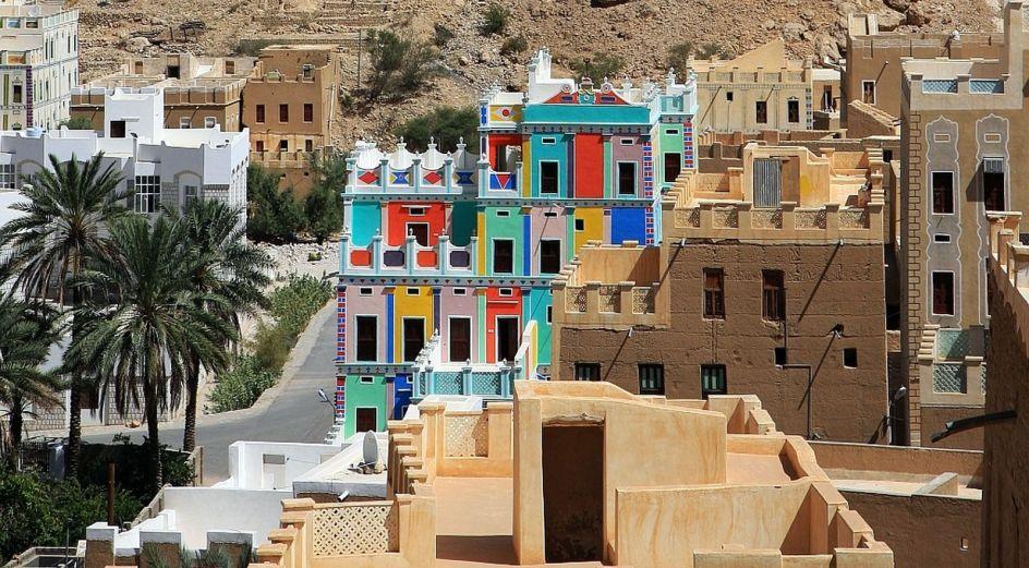 Khaylia w Jemenie, zdjęcia z podróży, Jemen, travel, photo