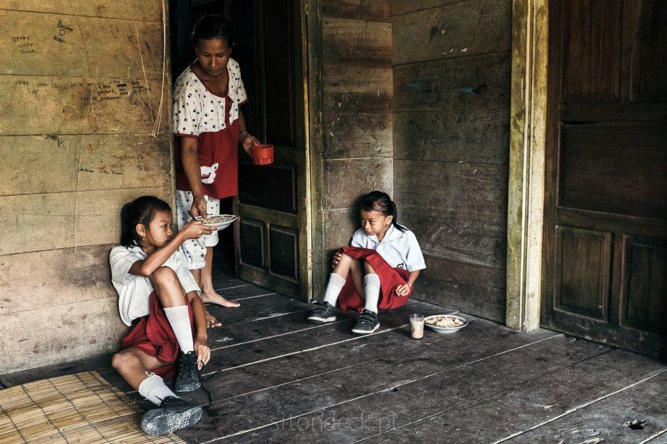 Mentawaje - zdjęcia z podróży na Sumatre w indonezji