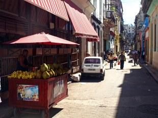 Kuba, zdjęcia z Hawny, podróż, fiat 126p