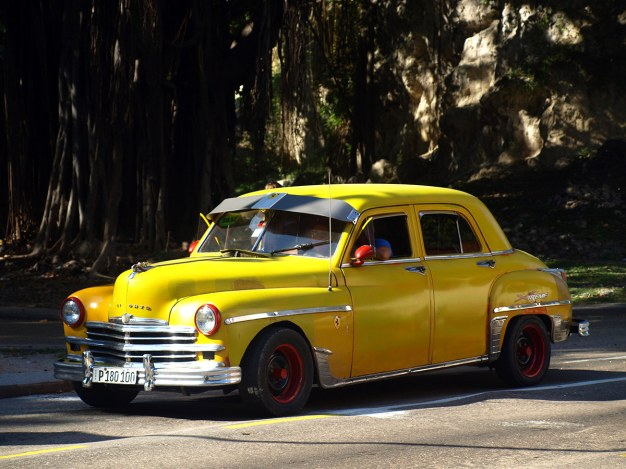 Kuba, Hawana, oldmobile, motoryzacja