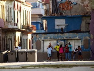 Kuba, Stara Hawana, streetphoto, podróż