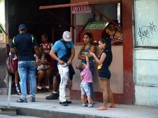 Kuba, Hawana, zdjęcia, foto, street life