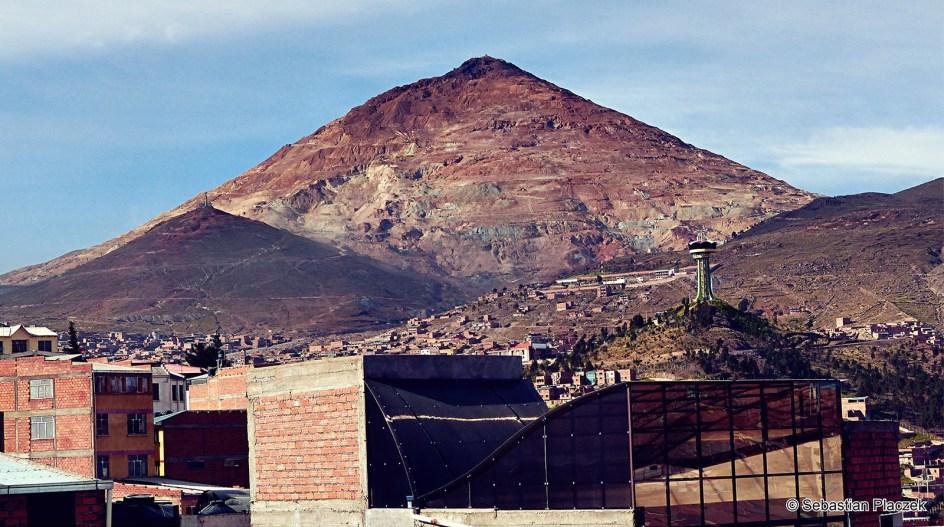 Boliwia, Potosi, góra srebra, kopalnia, podróże, zdjęcia