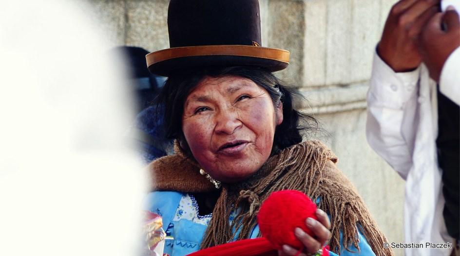Boliwia, Cochabamba, uliczny handel, Ameryka Południowa
