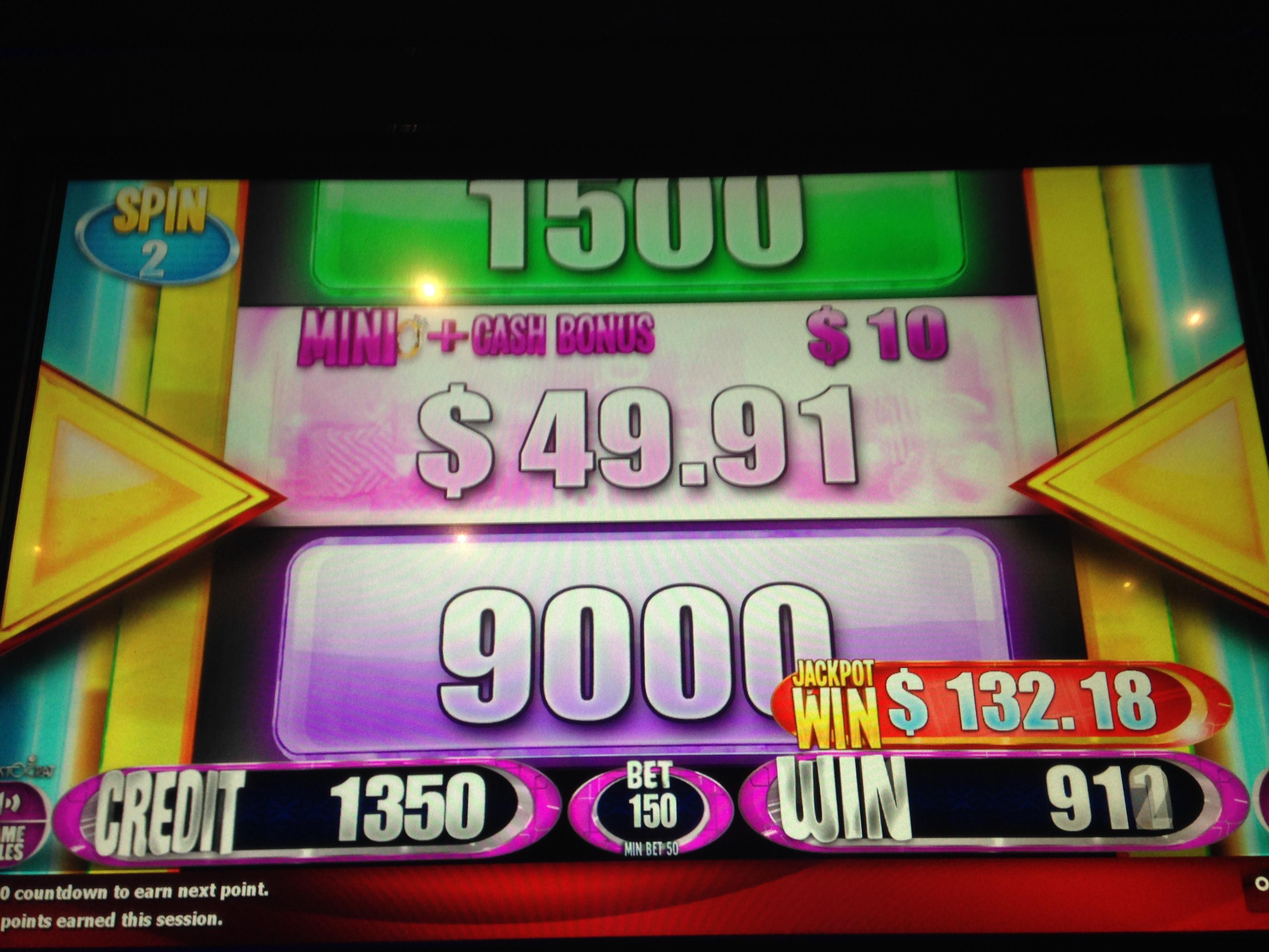 Second win