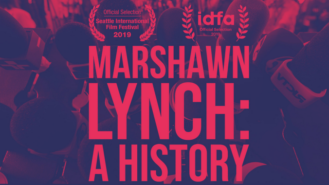 Title photo for Marshawn Lynch - A History